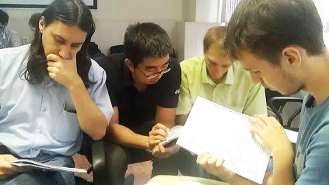 Мы провели обучение для сотрудников EPAM в Саратове