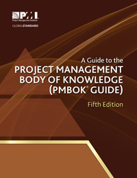 PMBoK PMI 5th edition