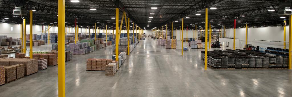 Строительство складов и складских комплексов