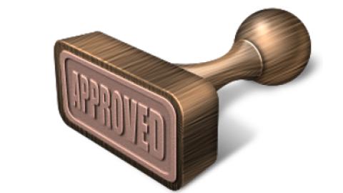 Мы получили сертификат на оказание услуг технического надзора